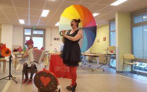 """Concert spectacle """"Les célestines"""" @ Châteauroux les Alpes"""